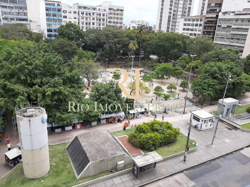 VISTA DA SALA - Apartamento 3 quartos à venda Tijuca, Rio de Janeiro - R$ 590.000 - RPAP30129 - 1