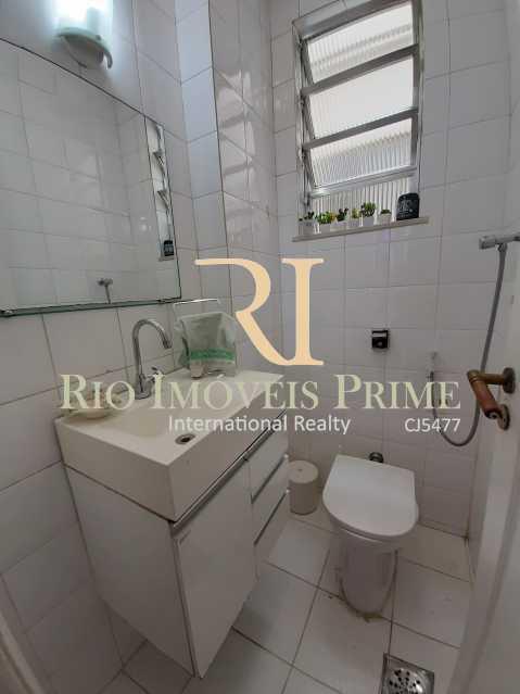 LAVABO - Apartamento 3 quartos à venda Tijuca, Rio de Janeiro - R$ 590.000 - RPAP30129 - 8