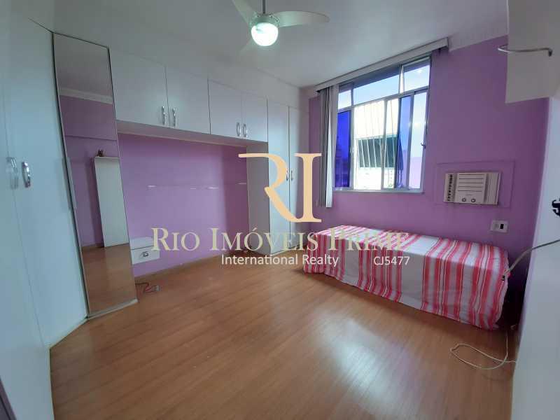 QUARTO1 - Apartamento 3 quartos à venda Tijuca, Rio de Janeiro - R$ 590.000 - RPAP30129 - 9
