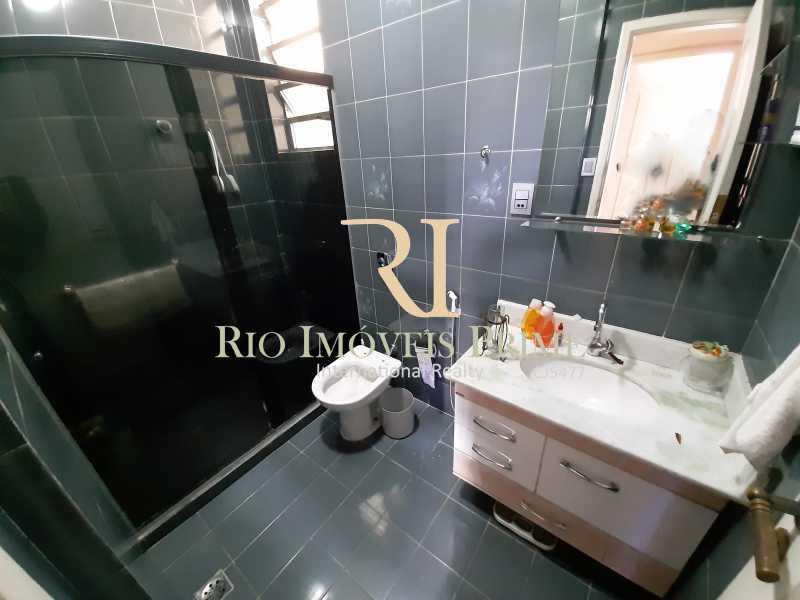 BANHEIRO SOCIAL - Apartamento 3 quartos à venda Tijuca, Rio de Janeiro - R$ 590.000 - RPAP30129 - 15