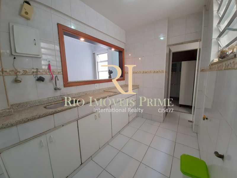 COZINHA - Apartamento 3 quartos à venda Tijuca, Rio de Janeiro - R$ 590.000 - RPAP30129 - 16