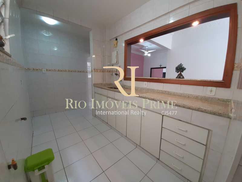 COZINHA - Apartamento 3 quartos à venda Tijuca, Rio de Janeiro - R$ 590.000 - RPAP30129 - 17
