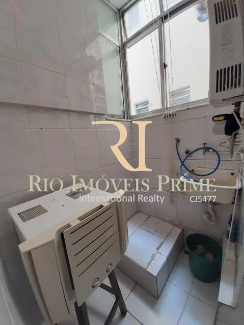 ÁREA SERVIÇO - Apartamento 3 quartos à venda Tijuca, Rio de Janeiro - R$ 590.000 - RPAP30129 - 18