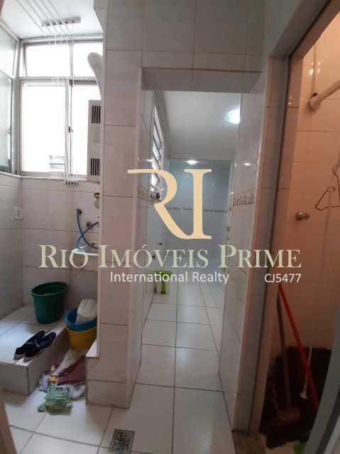 ÁREA SERVIÇO - Apartamento 3 quartos à venda Tijuca, Rio de Janeiro - R$ 590.000 - RPAP30129 - 19