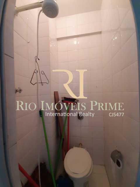 WC - Apartamento 3 quartos à venda Tijuca, Rio de Janeiro - R$ 590.000 - RPAP30129 - 22