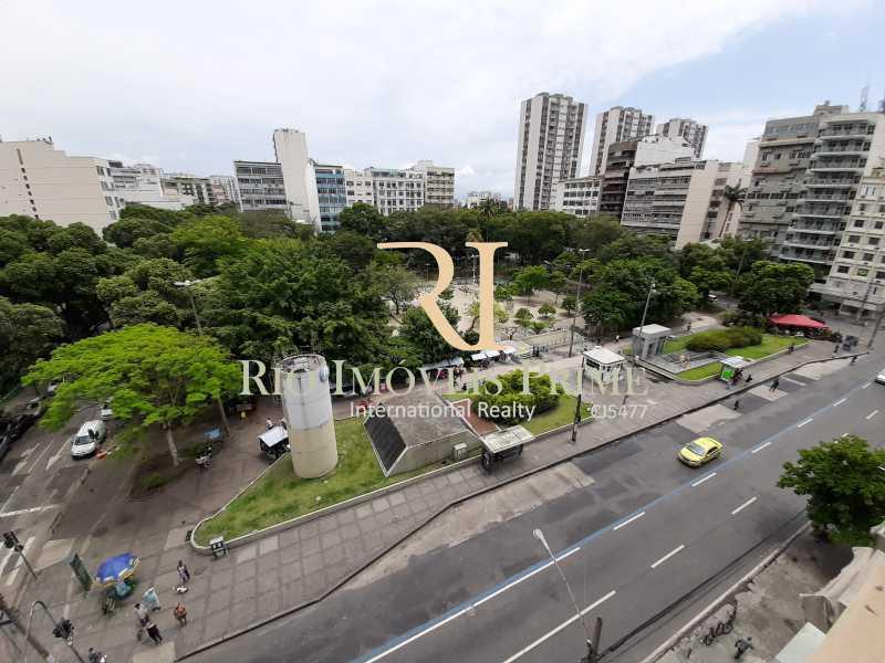 VISTA DA SALA - Apartamento 3 quartos à venda Tijuca, Rio de Janeiro - R$ 590.000 - RPAP30129 - 23