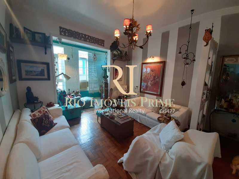 SALA ESTAR - Apartamento à venda Rua João Afonso,Humaitá, Rio de Janeiro - R$ 1.090.000 - RPAP20210 - 1