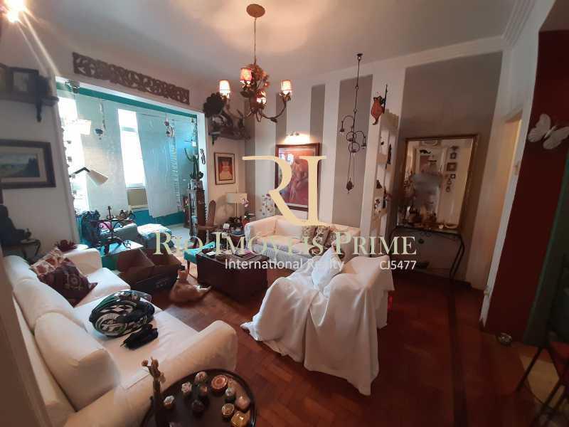 SALA ESTAR - Apartamento à venda Rua João Afonso,Humaitá, Rio de Janeiro - R$ 1.090.000 - RPAP20210 - 4