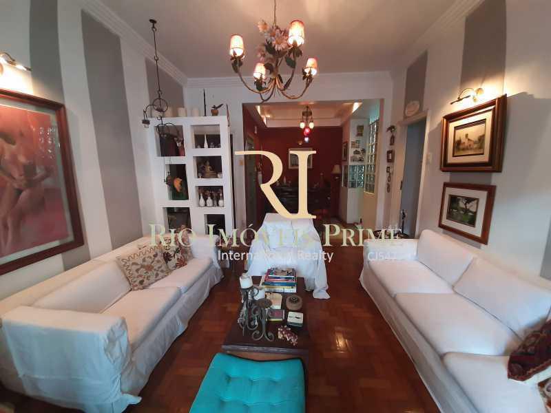 SALAS - Apartamento à venda Rua João Afonso,Humaitá, Rio de Janeiro - R$ 1.090.000 - RPAP20210 - 7