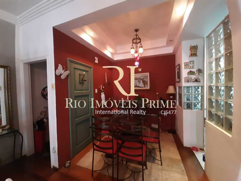 SALA JANTAR - Apartamento à venda Rua João Afonso,Humaitá, Rio de Janeiro - R$ 1.090.000 - RPAP20210 - 9