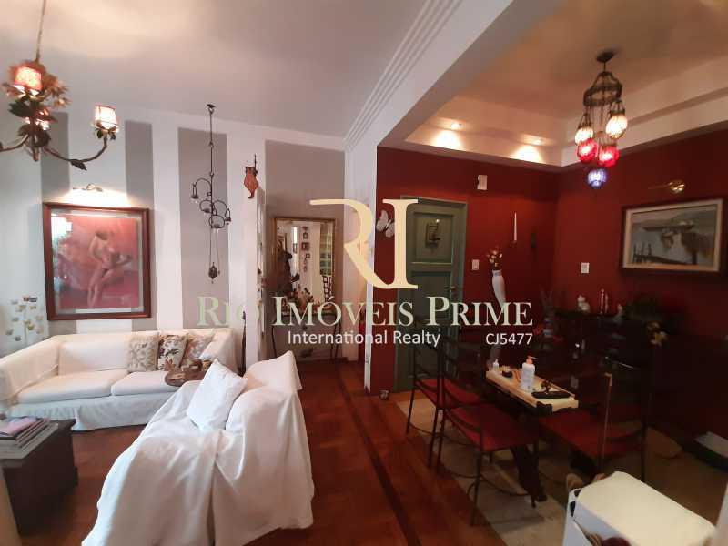 SALAS - Apartamento à venda Rua João Afonso,Humaitá, Rio de Janeiro - R$ 1.090.000 - RPAP20210 - 10