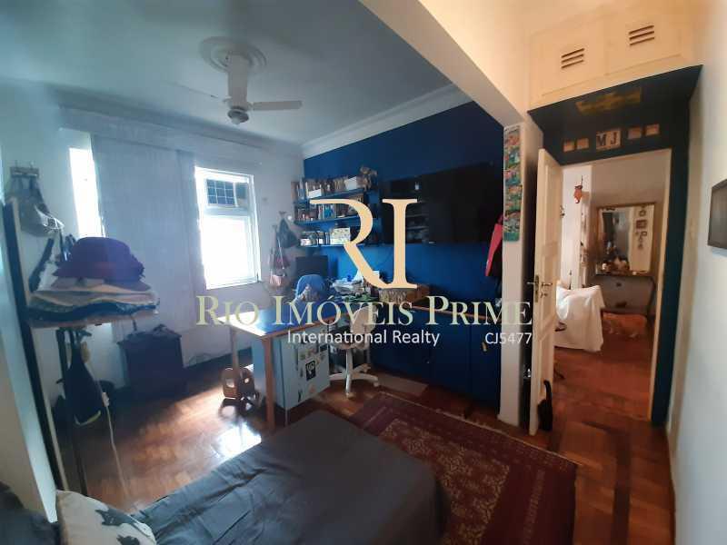 QUARTO1 - Apartamento à venda Rua João Afonso,Humaitá, Rio de Janeiro - R$ 1.090.000 - RPAP20210 - 12
