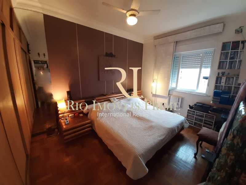 QUARTO2 - Apartamento à venda Rua João Afonso,Humaitá, Rio de Janeiro - R$ 1.090.000 - RPAP20210 - 13