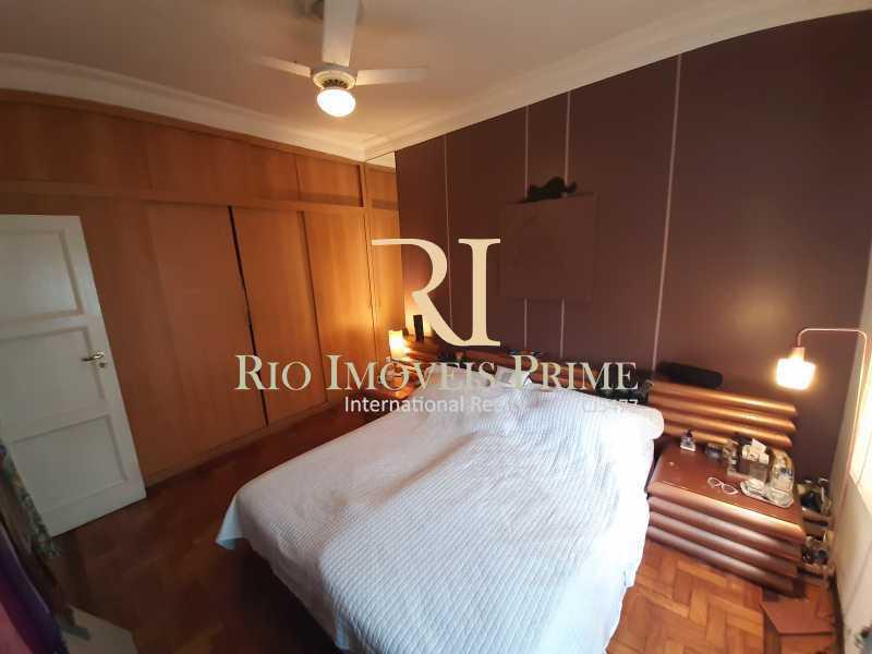 QUARTO2 - Apartamento à venda Rua João Afonso,Humaitá, Rio de Janeiro - R$ 1.090.000 - RPAP20210 - 14
