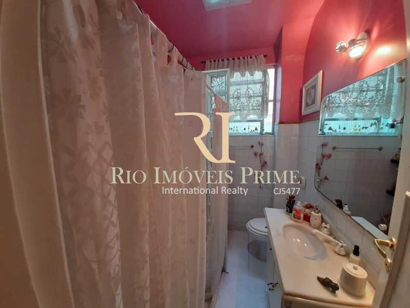 BANHEIRO SOCIAL - Apartamento à venda Rua João Afonso,Humaitá, Rio de Janeiro - R$ 1.090.000 - RPAP20210 - 15