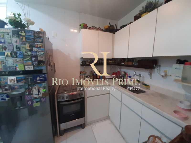 COZINHA - Apartamento à venda Rua João Afonso,Humaitá, Rio de Janeiro - R$ 1.090.000 - RPAP20210 - 17