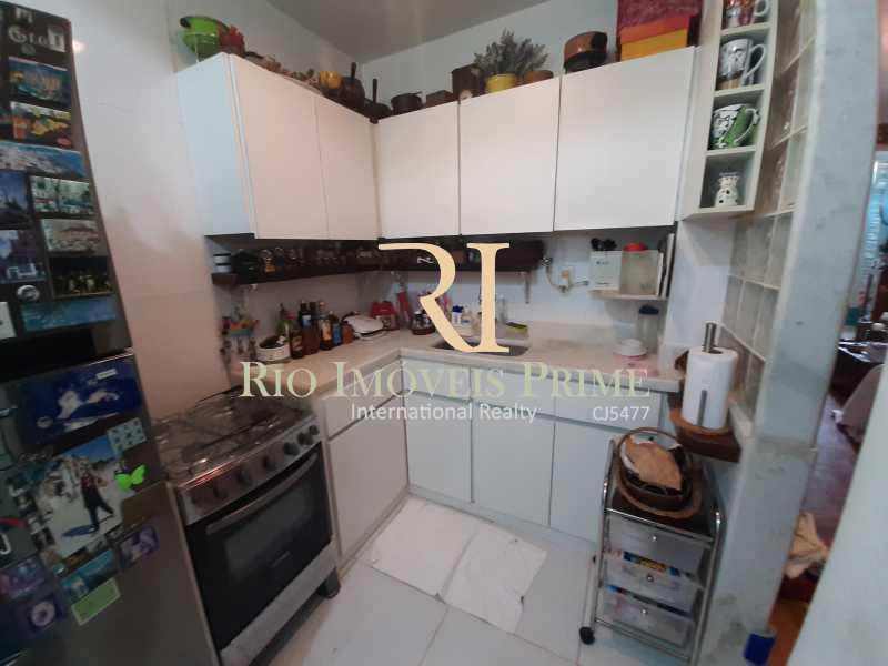 COZINHA - Apartamento à venda Rua João Afonso,Humaitá, Rio de Janeiro - R$ 1.090.000 - RPAP20210 - 18