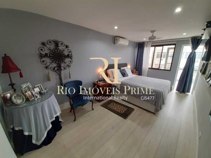SUÍTE4 - Cobertura à venda Avenida General Guedes da Fontoura,Barra da Tijuca, Rio de Janeiro - R$ 4.449.900 - RPCO40015 - 9