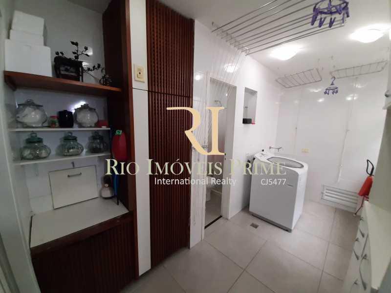 ÁREA SERVIÇO - Cobertura à venda Avenida General Guedes da Fontoura,Barra da Tijuca, Rio de Janeiro - R$ 4.449.900 - RPCO40015 - 14