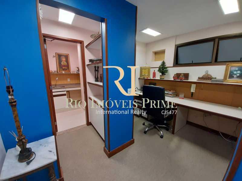 HOME OFFICE ANEXO - Cobertura à venda Avenida General Guedes da Fontoura,Barra da Tijuca, Rio de Janeiro - R$ 4.449.900 - RPCO40015 - 21