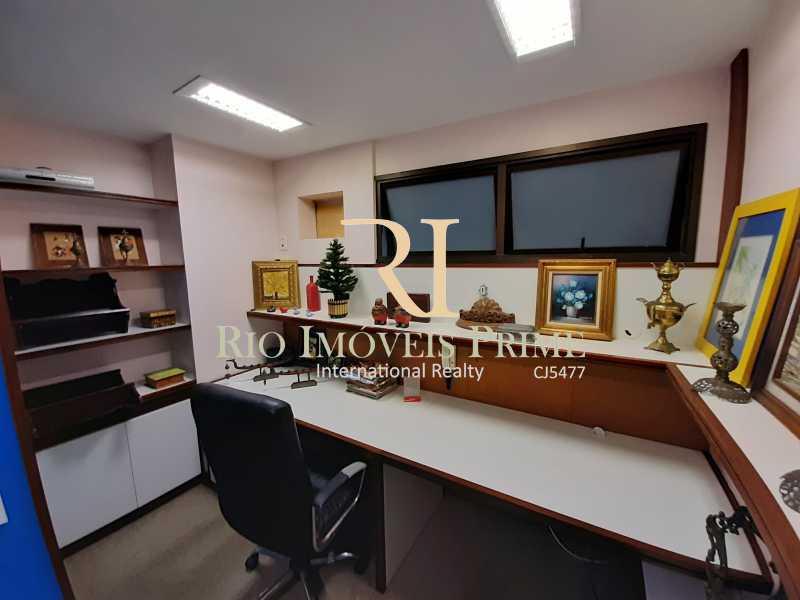 HOME OFFICE ANEXO - Cobertura à venda Avenida General Guedes da Fontoura,Barra da Tijuca, Rio de Janeiro - R$ 4.449.900 - RPCO40015 - 22