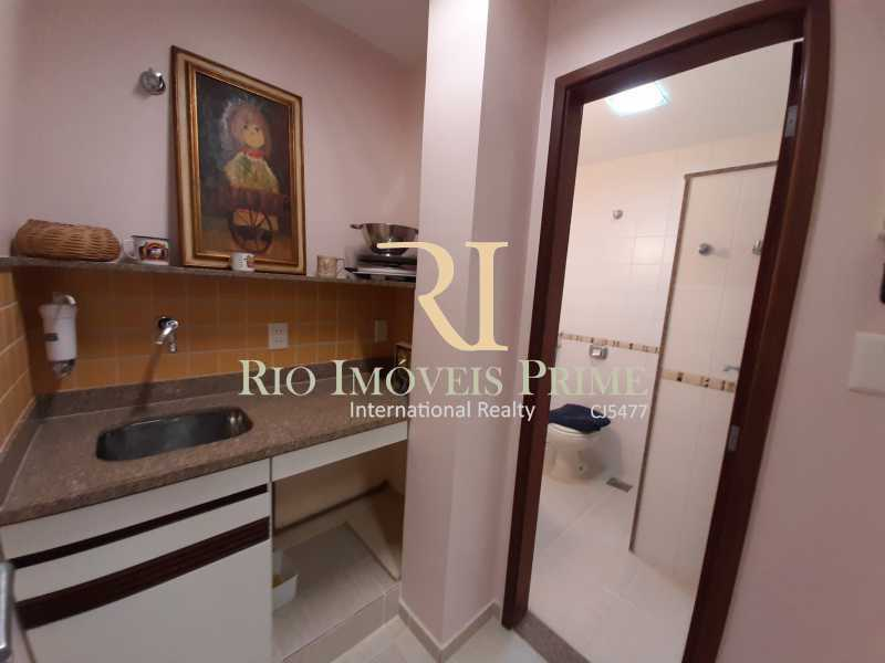 COPA HOME OFFICE ANEXO - Cobertura à venda Avenida General Guedes da Fontoura,Barra da Tijuca, Rio de Janeiro - R$ 4.449.900 - RPCO40015 - 23