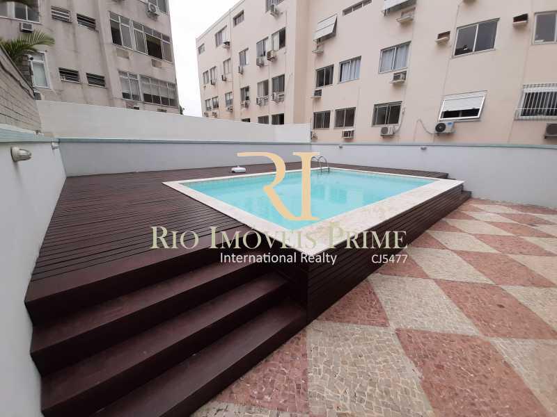 PISCINA CONDOMÍNIO - Cobertura à venda Avenida General Guedes da Fontoura,Barra da Tijuca, Rio de Janeiro - R$ 4.449.900 - RPCO40015 - 31