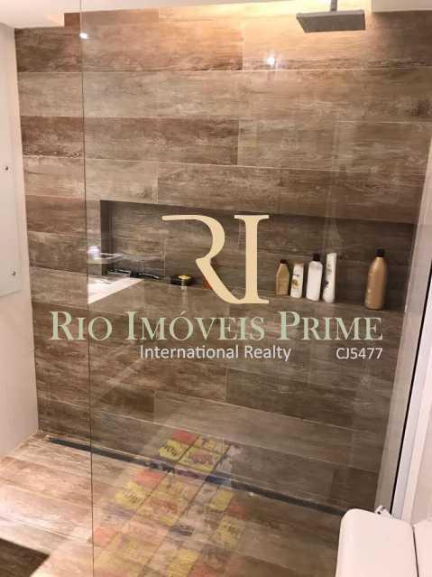 BOX BANHEIRO - Flat 1 quarto à venda Barra da Tijuca, Rio de Janeiro - R$ 749.900 - RPFL10014 - 7
