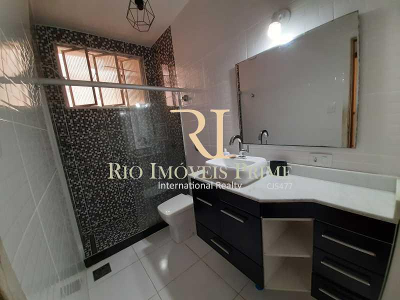 BANHEIRO SOCIAL - Apartamento 3 quartos para venda e aluguel Tijuca, Rio de Janeiro - R$ 610.000 - RPAP30132 - 12
