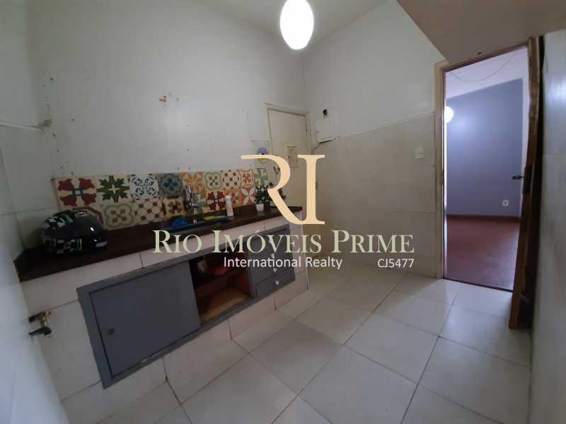 COZINHA - Apartamento 3 quartos para venda e aluguel Tijuca, Rio de Janeiro - R$ 610.000 - RPAP30132 - 14