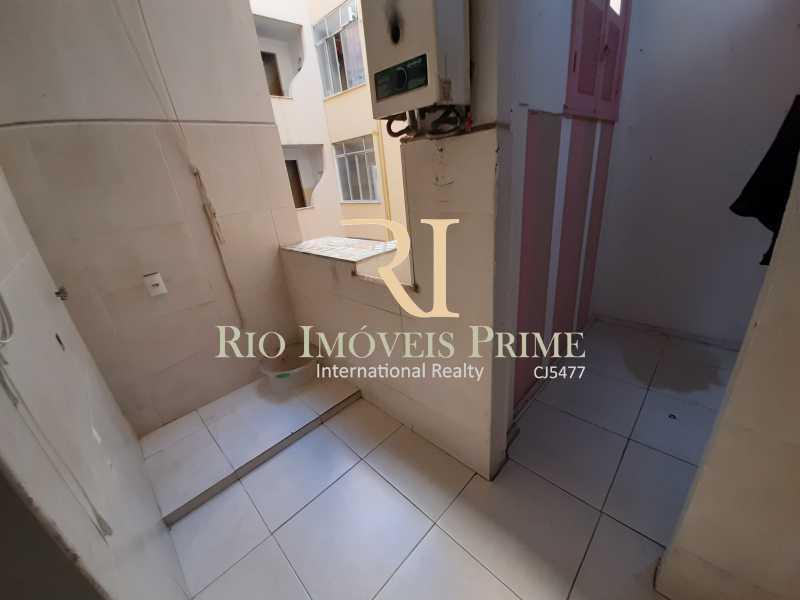 ÁREA SERVIÇO - Apartamento 3 quartos para venda e aluguel Tijuca, Rio de Janeiro - R$ 610.000 - RPAP30132 - 15