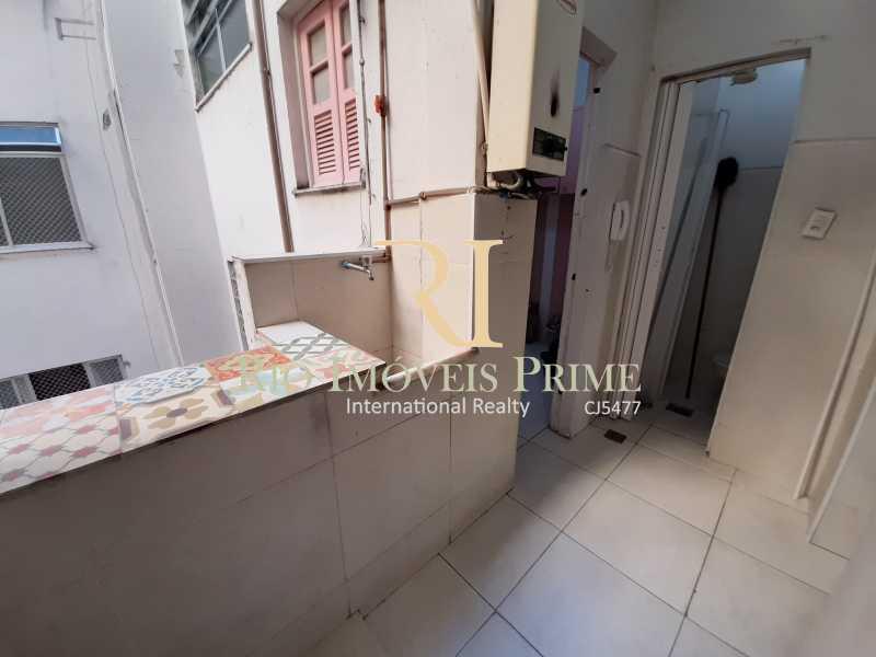 ÁREA SERVIÇO - Apartamento 3 quartos para venda e aluguel Tijuca, Rio de Janeiro - R$ 610.000 - RPAP30132 - 16