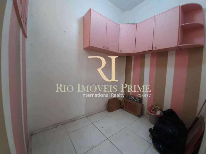QUARTO SERVIÇO - Apartamento 3 quartos para venda e aluguel Tijuca, Rio de Janeiro - R$ 610.000 - RPAP30132 - 17