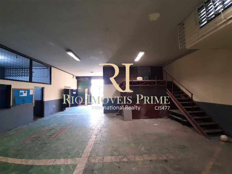 PÁTIO - Galpão 983m² à venda Rua Figueira de Melo,São Cristóvão, Rio de Janeiro - R$ 1.800.000 - RPGA00003 - 4