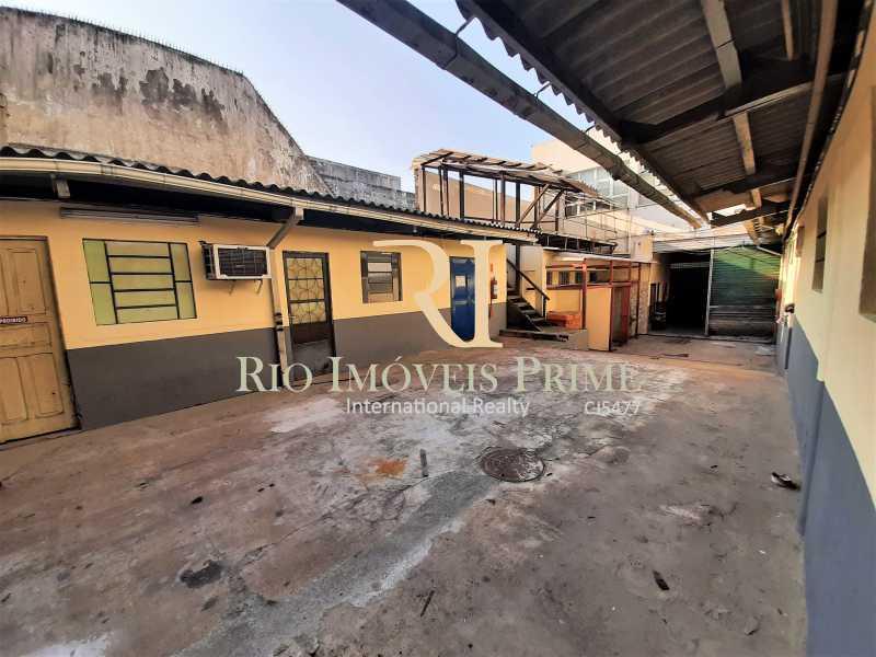 ÁREA EXTERNA - Galpão 983m² à venda Rua Figueira de Melo,São Cristóvão, Rio de Janeiro - R$ 1.800.000 - RPGA00003 - 8