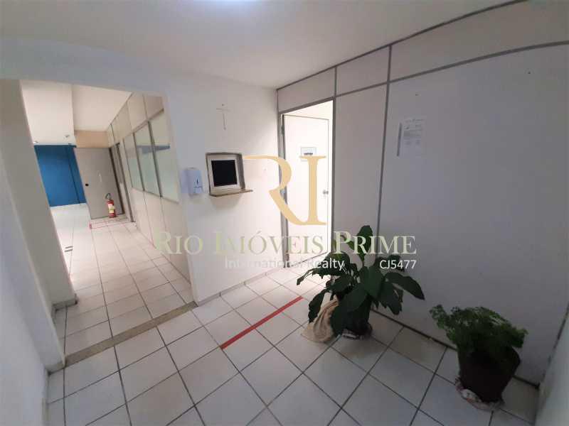 2º PISO - RECEPÇÃO - Galpão 983m² à venda Rua Figueira de Melo,São Cristóvão, Rio de Janeiro - R$ 1.800.000 - RPGA00003 - 12