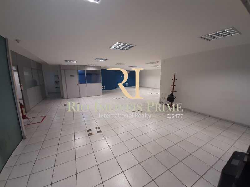 2º PISO -SALÃO - Galpão 983m² à venda Rua Figueira de Melo,São Cristóvão, Rio de Janeiro - R$ 1.800.000 - RPGA00003 - 15