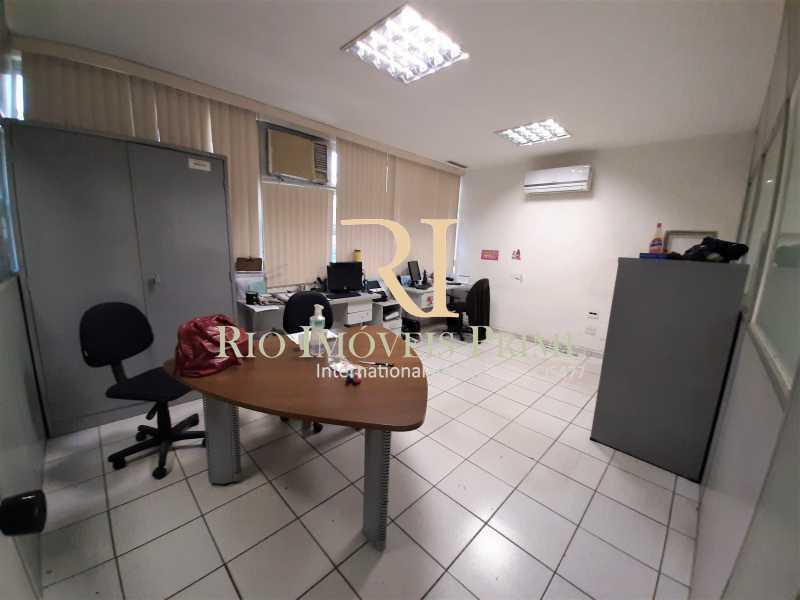 2º PISO - SALA - Galpão 983m² à venda Rua Figueira de Melo,São Cristóvão, Rio de Janeiro - R$ 1.800.000 - RPGA00003 - 16