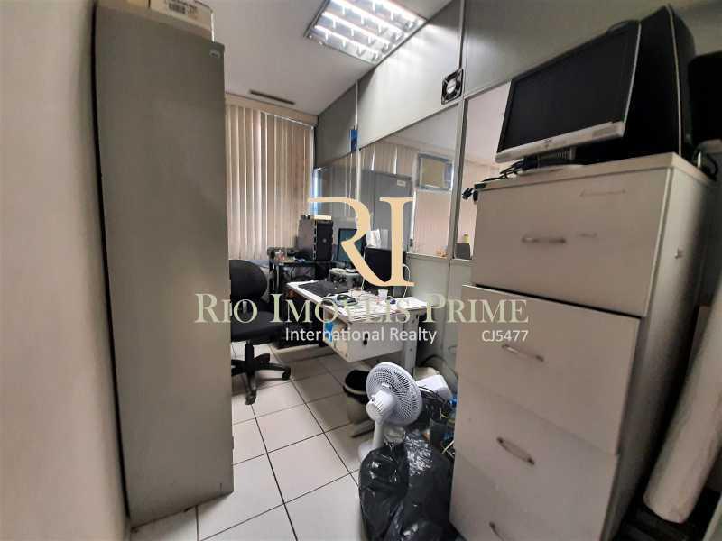 2º PISO - SALA - Galpão 983m² à venda Rua Figueira de Melo,São Cristóvão, Rio de Janeiro - R$ 1.800.000 - RPGA00003 - 17