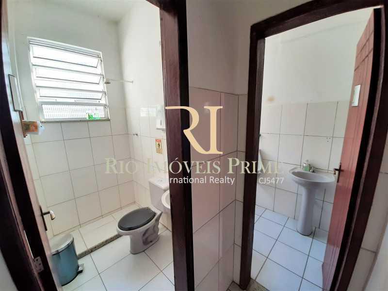 2º PISO - BANHEIROS - Galpão 983m² à venda Rua Figueira de Melo,São Cristóvão, Rio de Janeiro - R$ 1.800.000 - RPGA00003 - 19