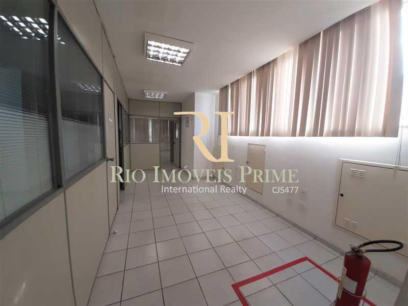2º PISO - SALAS - Galpão 983m² à venda Rua Figueira de Melo,São Cristóvão, Rio de Janeiro - R$ 1.800.000 - RPGA00003 - 20