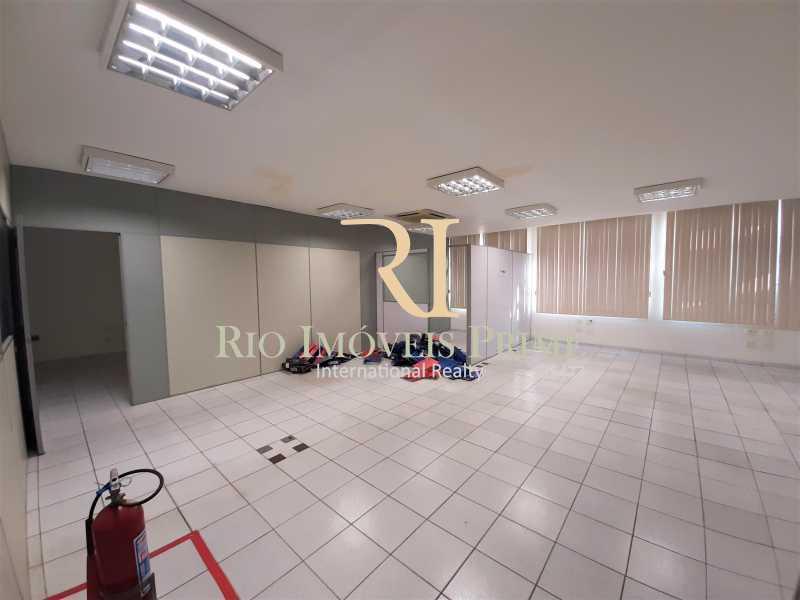 2º PISO - SALAS - Galpão 983m² à venda Rua Figueira de Melo,São Cristóvão, Rio de Janeiro - R$ 1.800.000 - RPGA00003 - 21