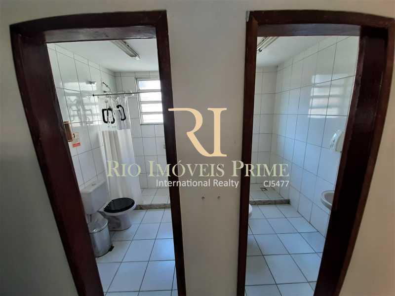 2º PISO - BANHEIROS - Galpão 983m² à venda Rua Figueira de Melo,São Cristóvão, Rio de Janeiro - R$ 1.800.000 - RPGA00003 - 25