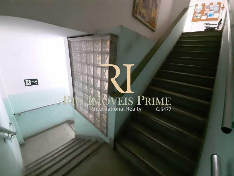 ACESSO 2° PISO - Galpão 983m² à venda Rua Figueira de Melo,São Cristóvão, Rio de Janeiro - R$ 1.800.000 - RPGA00003 - 11