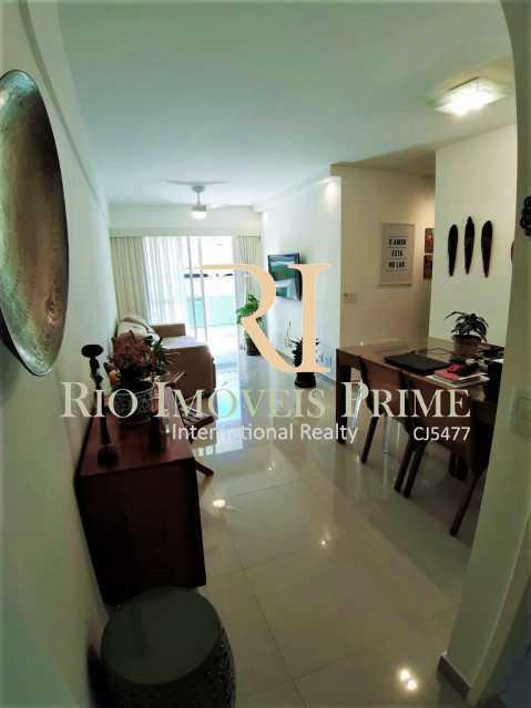 2 SALA - Apartamento 3 quartos à venda Grajaú, Rio de Janeiro - R$ 629.999 - RPAP30135 - 3