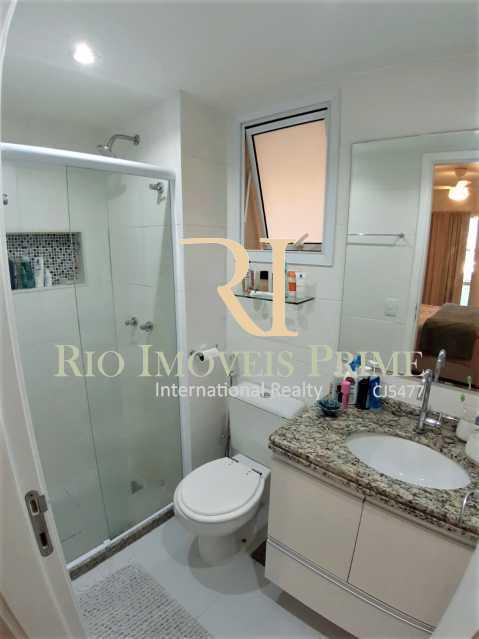7 BANHEIRO SUÍTE - Apartamento 3 quartos à venda Grajaú, Rio de Janeiro - R$ 629.999 - RPAP30135 - 8