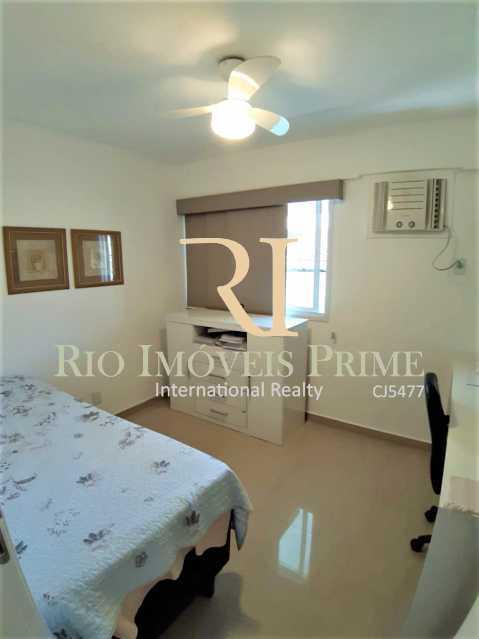 8 QUARTO 2 - Apartamento 3 quartos à venda Grajaú, Rio de Janeiro - R$ 629.999 - RPAP30135 - 9