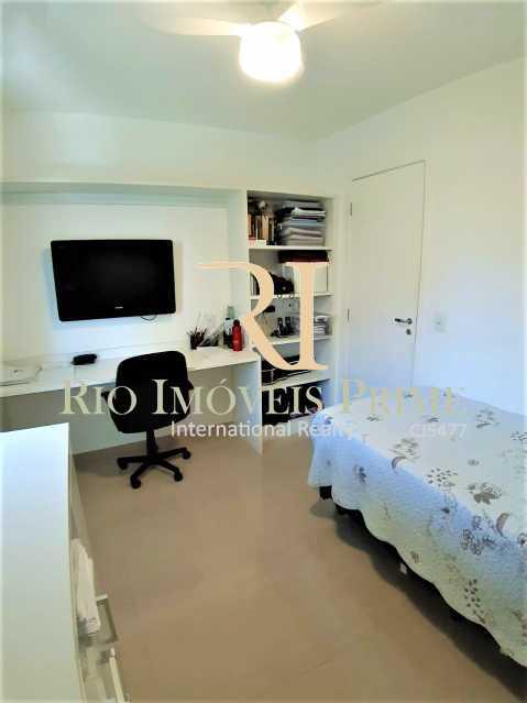 9 QUARTO 2 - Apartamento 3 quartos à venda Grajaú, Rio de Janeiro - R$ 629.999 - RPAP30135 - 10
