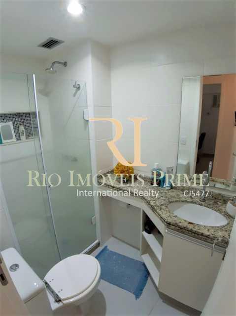 12 BANHEIRO SOCIAL - Apartamento 3 quartos à venda Grajaú, Rio de Janeiro - R$ 629.999 - RPAP30135 - 13