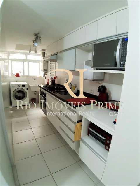 13 COZINHA - Apartamento 3 quartos à venda Grajaú, Rio de Janeiro - R$ 629.999 - RPAP30135 - 14